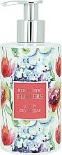 Profumi e cosmetici Sapone liquido - Vivian Gray Romantic Flowers Cream Soap