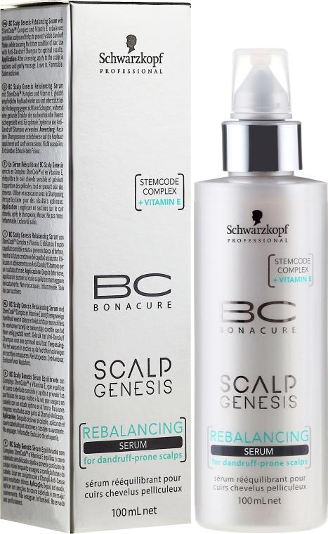 Siero capelli - Schwarzkopf Professional BC Scalp Genesis Rebalancing Serum