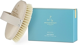 Profumi e cosmetici Spazzola corpo - Aromatherapy Associates Revive Body Brush