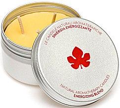 Profumi e cosmetici Candela profumata - Biofficina Toscana Energising Blend Candle