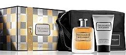 Profumi e cosmetici Trussardi Riflesso - Set (edt/100ml + sh/g/100ml + bag)