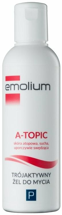 Gel detergente delicato - Emolium A-Topical Gel — foto N1