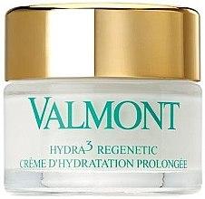 Profumi e cosmetici Crema idratante viso - Valmont Hydration Hydra 3 Regenetic Cream