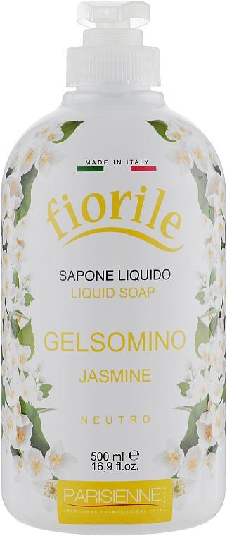 """Sapone liquido """"Jasmine"""" - Parisienne Italia Fiorile Jasmine Liquid Soap"""