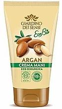 Profumi e cosmetici Crema mani - Giardino Dei Sensi Eco Bio Argan Hand Cream