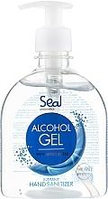 Gel disinfettante per le mani - Seal Cosmetics Alcohol Gel Hand Sanitizer — foto N3