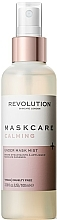 Profumi e cosmetici Spray viso lenitivo e idratante - Revolution Skincare Maskcare Under Face Mask Hydrating & Calming Mist