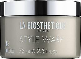 Profumi e cosmetici Cera glitterata per capelli - La Biosthetique Style Warp