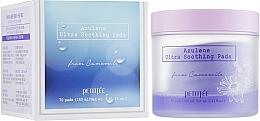 Profumi e cosmetici Dischietti tonificanti ultra lenitivi - Petitfee&Koelf Azulene Ultra Soothing Pads