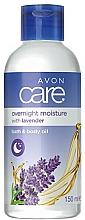 Profumi e cosmetici Olio idratante per corpo e bagno con lavanda - Avon Care