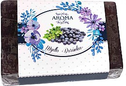 """Profumi e cosmetici Sapone """"Mirtillo"""" - Delicate Organic Aroma Soap"""