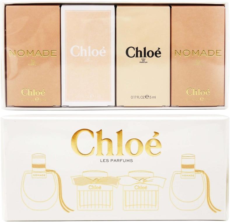 Chloe Women - Set (edp/3x5ml + edt/5ml)