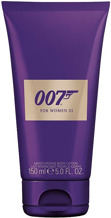 James Bond 007 For Women III - Lozione per il corpo