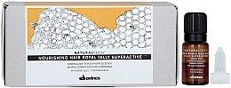 Profumi e cosmetici Concentrato per capelli con effetto mineralizzante e vitaminizzante - Davines Hourishing 1+RJHP+2