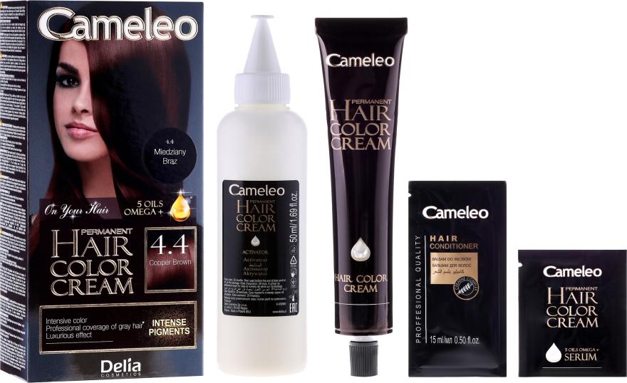 Tinta capelli all'olio di argan - Delia Cameleo