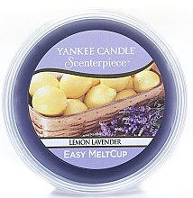 Profumi e cosmetici Cera aromatica - Yankee Candle Lemon Lavender Melt Cup