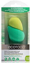 Profumi e cosmetici Set di spugne per il trucco - EcoTools Blender Duo (2 pz)