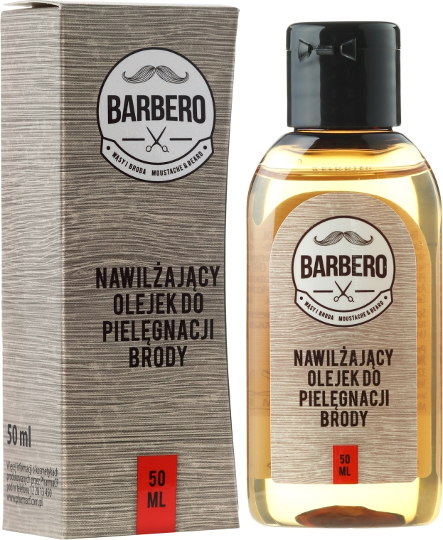 Olio idratante per la barba - Barbero Beard Care Moisturizing Oil