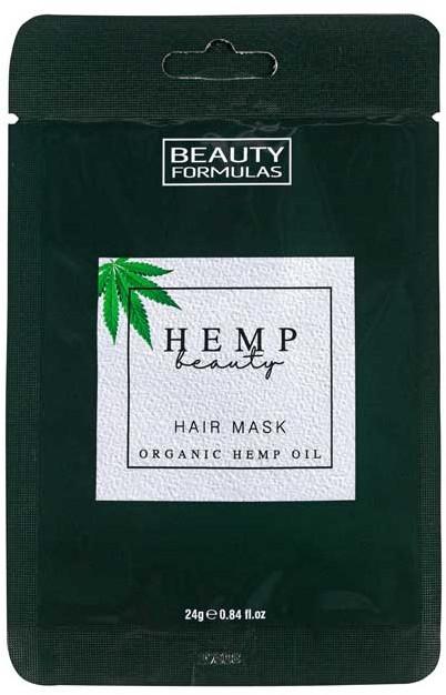 Maschera per capelli - Beauty Formulas Hemp Beauty Hair Mask