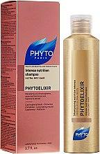 Profumi e cosmetici Shampoo nutriente per capelli secchi - Phyto Phytoelixir Shampooing Nutrition Intense