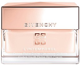 Profumi e cosmetici Crema viso - Givenchy L`Intemporel Global Youth Divine Rich Cream