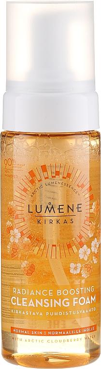 Schiuma detergente - Lumene Radiance Boosting Cleansing Foam