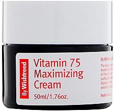 Profumi e cosmetici rema viso vitaminica con estratto di olivello spinoso - By Wishtrend Vitamin 75 Maximizing Cream