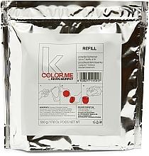 Profumi e cosmetici Polvere schiarente - Kevin.Murphy Color Me Lightener Extra Lift Refill (ricarica)