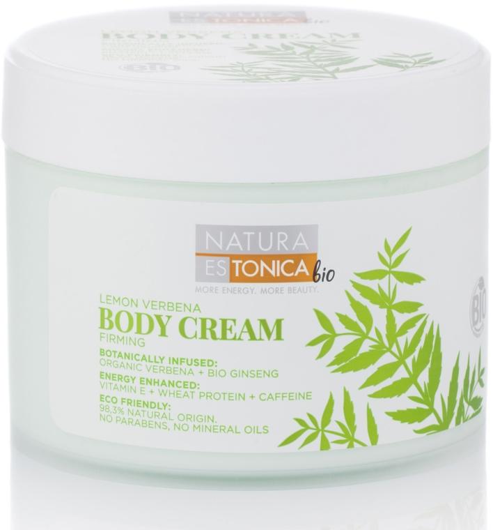 "Crema corpo rassodante ""Verbena e limone"" - Natura Estonica Lemon Verbena Body Cream"