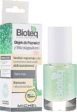Profumi e cosmetici Olio per unghie con microcapsule - Bioteq Nail Oil With Microcapsules