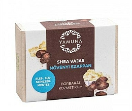 Profumi e cosmetici Sapone al burro di karitè - Yamuna Shea Butter Vegetable Soap