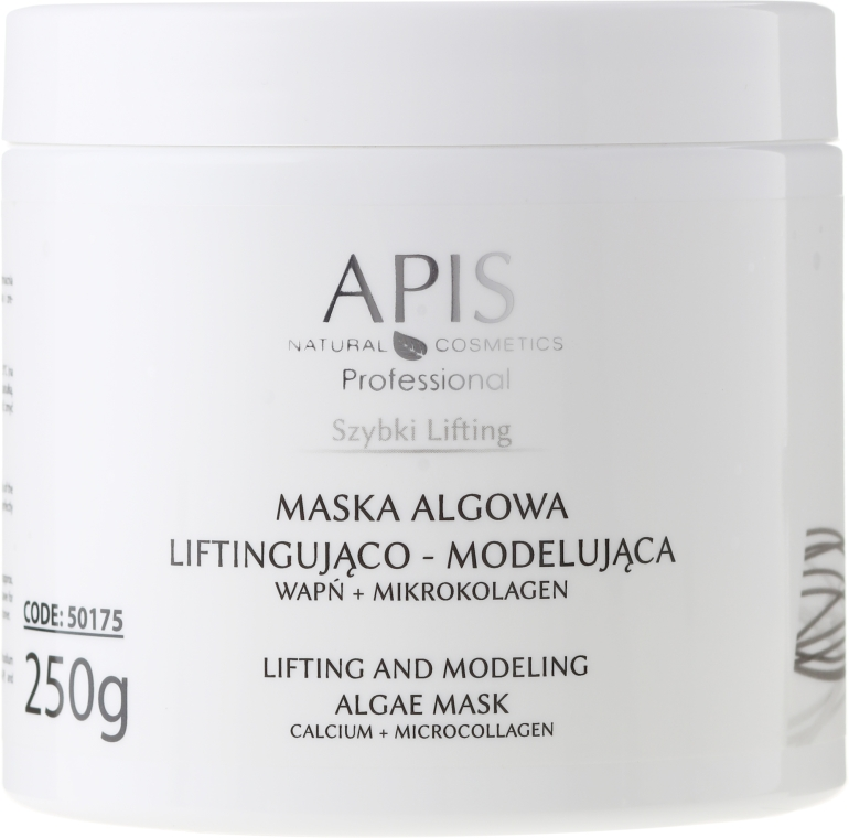 Maschera viso - APIS Professional Quick Lifting Mask — foto N1