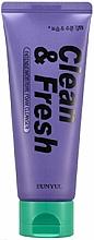Profumi e cosmetici Schiuma detergente e idratante - Eunyul Clean & Fresh Intense Moisture Foam Cleanser