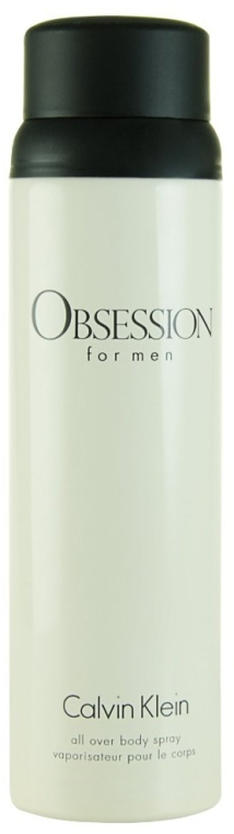 Calvin Klein Obsession For Men - Deodorante — foto N1
