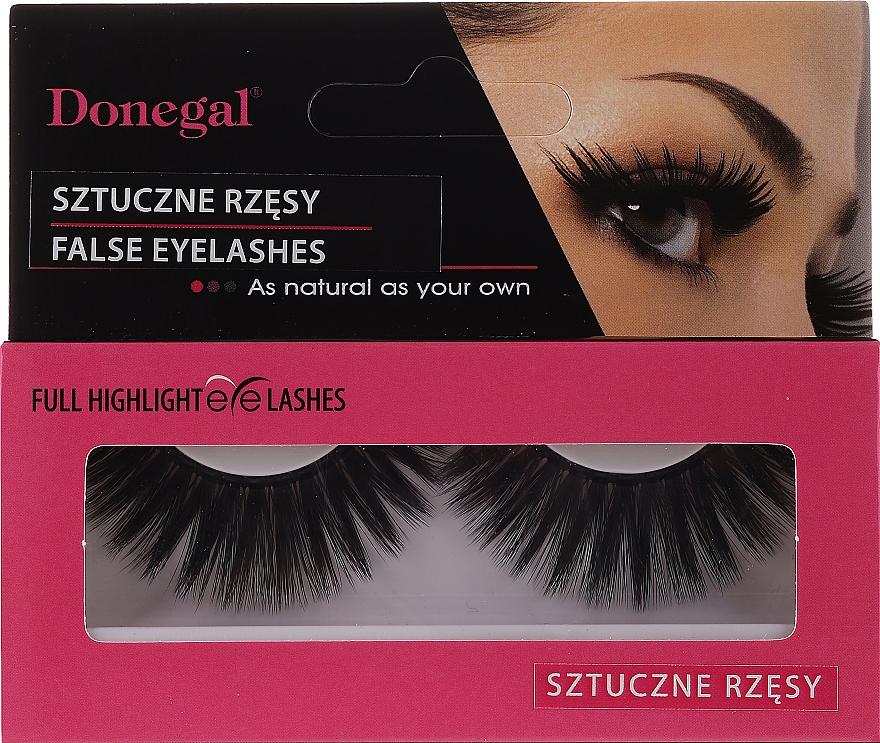 Ciglia finte, 4470 - Donegal Eyelashes With Glue