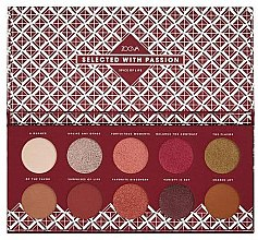 Profumi e cosmetici Palette ombretti - Zoeva Spice Of Life Eyeshadow Palette