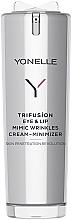 Profumi e cosmetici Crema antirughe contorno occhi e labbra - Yonelle Trifusion Eye & Lip Mimic Wrinkles Cream-Minimizer