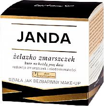 Profumi e cosmetici Crema viso antirughe - Janda