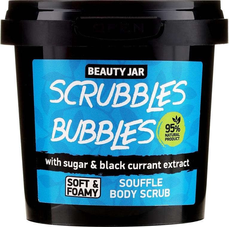 Scrub-soufle corpo - Beauty Jar Souffle Scrubbles Bubbles Body Scrub