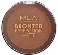 Profumi e cosmetici Bronzer - MUA Bronzed Perfection