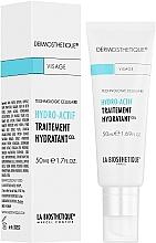Profumi e cosmetici Crema viso idratante attiva cellulare - La Biosthetique Dermosthetique Hydro-Actif Traitement Hydratant