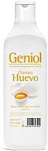 """Profumi e cosmetici Shampoo per capelli """"Egg"""" - Geniol Nourishing Shampoo"""