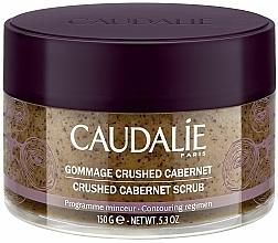 Profumi e cosmetici Scrub corpo tonificante Cabernet - Caudalie Vinotherapie Crushed Cabernet Scrub
