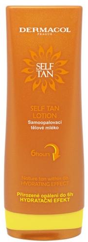 Latte autoabbronzante per corpo - Dermacol Sun Self Tan Lotion
