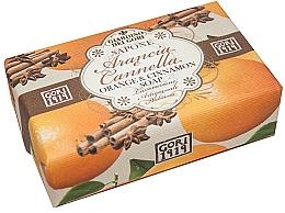 """Profumi e cosmetici Sapone """"Arancia e Cannella"""" - Gori 1919 Orange & Cinnamon Soap"""