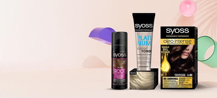 Sconto di 25% sui prodotti promozionali per la cura dei capelli Syoss. I prezzi sul nostro sito comprendono gli sconti