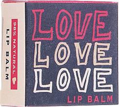 Profumi e cosmetici Balsamo labbra - Bath House Love Love Love Citrus Fresh Lip Balm