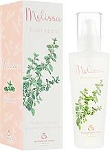 Profumi e cosmetici Spray viso idrolato di melissa - Bulgarian Rose Aromatherapy Hydrolate Melissa Spray