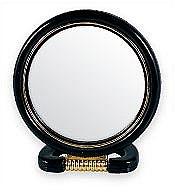 Profumi e cosmetici Specchio cosmetico, 5022, nero - Top Choice