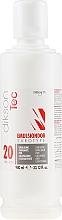Profumi e cosmetici Emulsione ossidante 6 % - Dikson Tec Emulsiondor Eurotype 20 Volumi